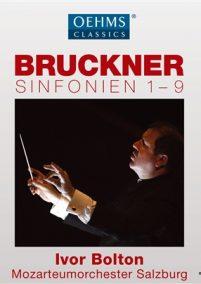 Bruckner Sinfonien 1-9