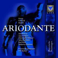 Handel Ariodante GEORGE FRIDERIC HANDEL