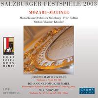 SALZBURGER FESTSPIELE 2003
